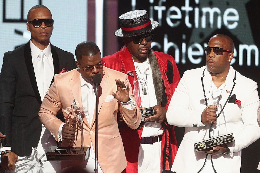 Is Bobby Brown Touring With New Edition In