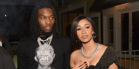 IS CARDI B PREGNANT WITH HER SECOND CHILD FROM OFFSET?