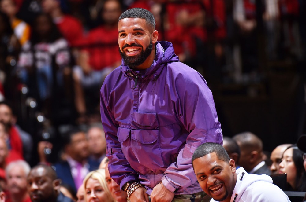 Drake's Best Moments From the 2019 NBA Finals | Groovy Tracks