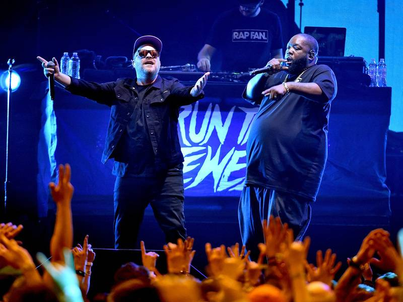 Run The Jewels Join Rage Against The Machine's Reunion ...