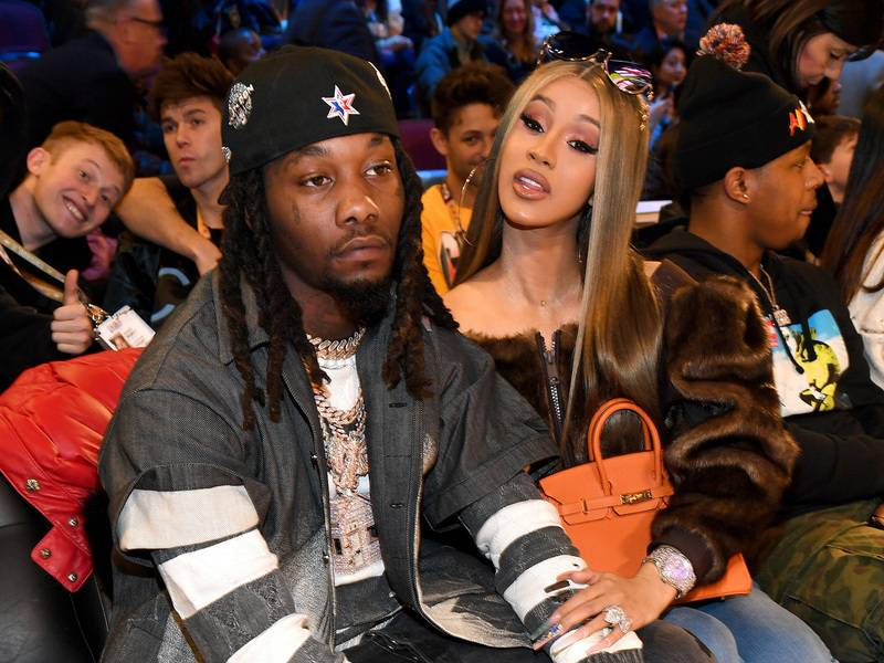 Offset S Is Still Cheating On Cardi B With Some Self: Offset Reacts To Cheating Allegations: 'Don't Bring None